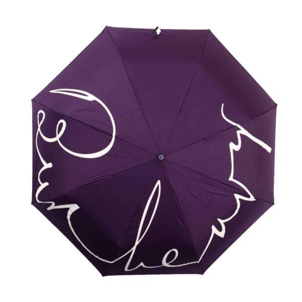 Женский зонт doppler-полный автомат фиолетовый