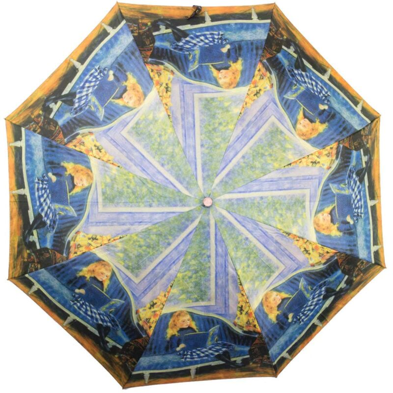 Женский зонт полный автомат