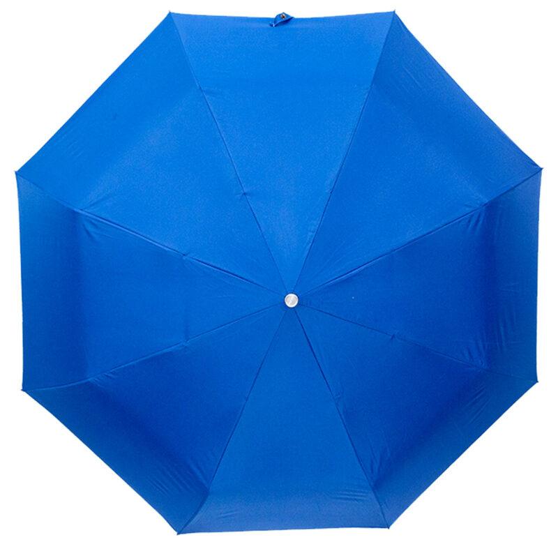 Женский зонт двухсторонний-цвет морской волны