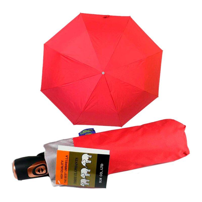 Облегченный зонт полный автомат-Три Слона