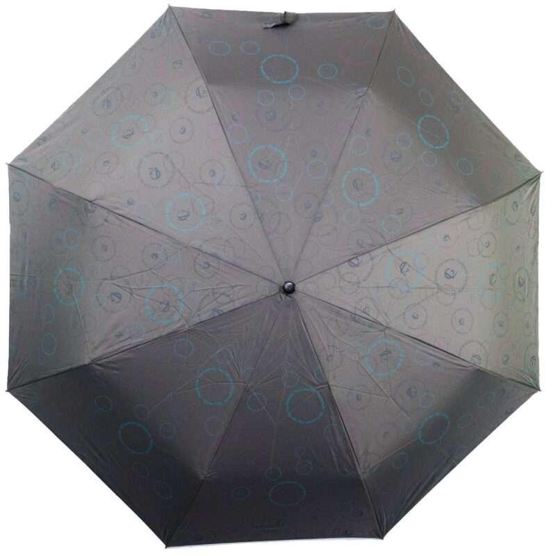 Зонт doppler-полный автомат серого цвета