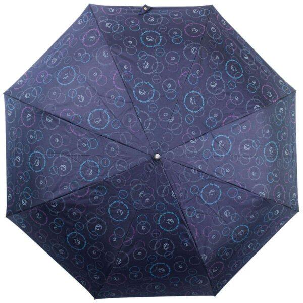 Зонт doppler-полный автомат синего цвета
