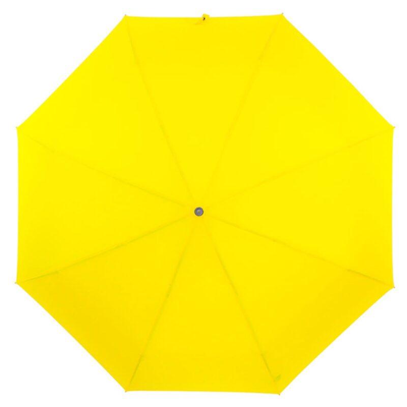 Зонт жёлтого цвета полный автомат