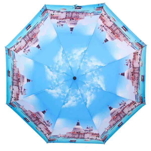 Женский зонт полный автомат-Венеция