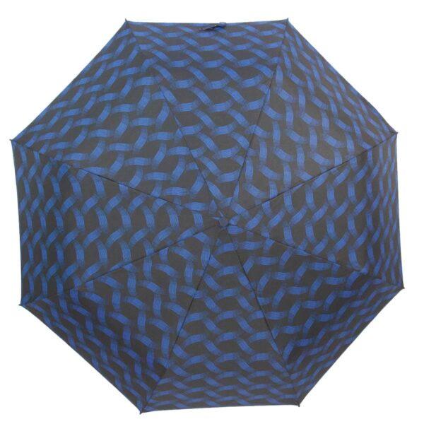 Мини зонт механический абстракция