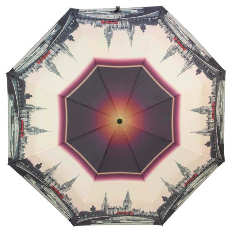Зонт с принтом