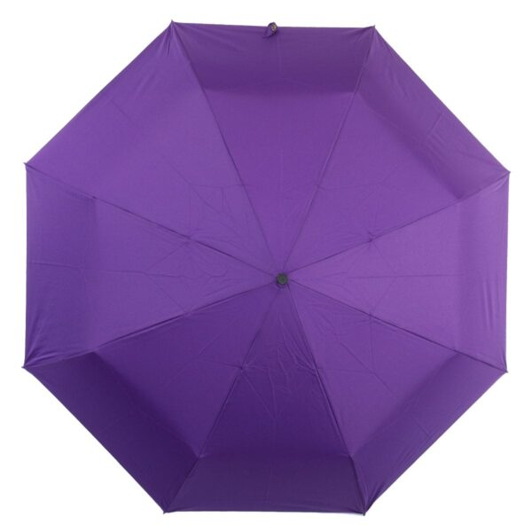 Зонт фиолетового цвета полный автомат