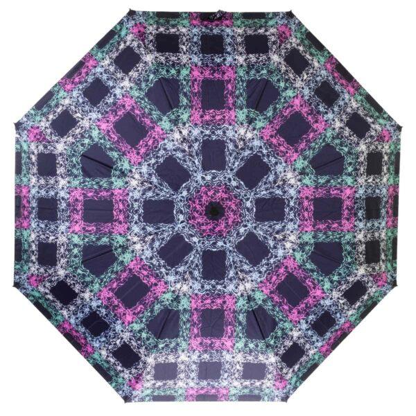 Зонт абстракция с принтом