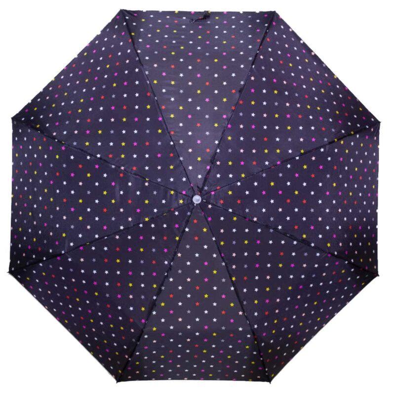 Зонт полуавтомат звездное небо