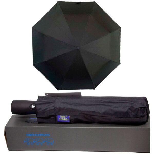 Зонт полуавтомат прямая ручка