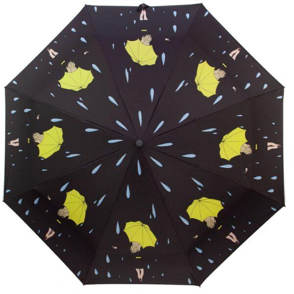 Женский зонт полный автома