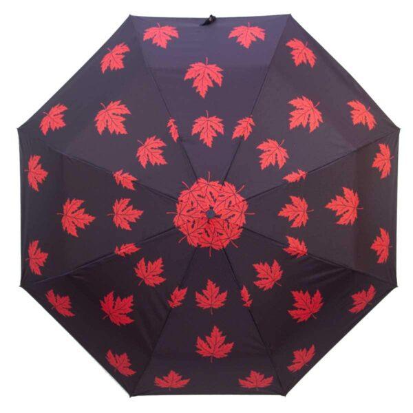 Зонт радуга абстракция полный автомат