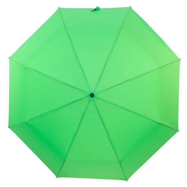Зонт салатового цвета полный автомат
