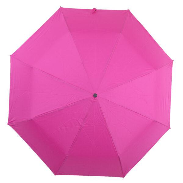 Зонт роза-малинового цвета полный автомат