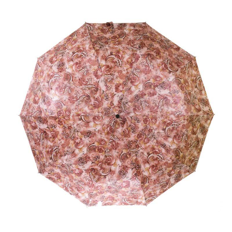 Зонт абстракция лаке полный автомат-Три Слона