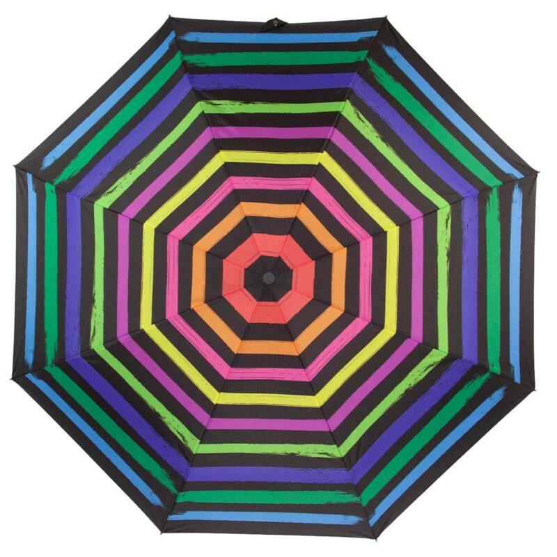 Зонт абстракция радуга