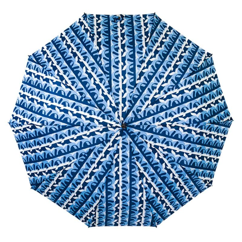 Женский зонт абстракция полный автомат