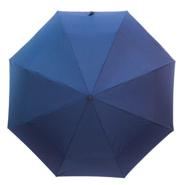 Зонт полуавтомат двусторонний