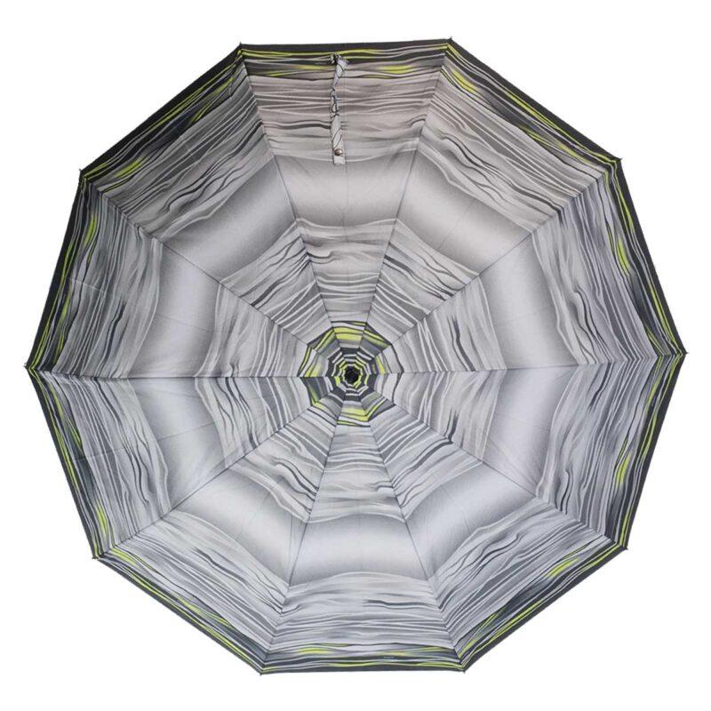 Женский зонт Три Слона абстракция полный автомат
