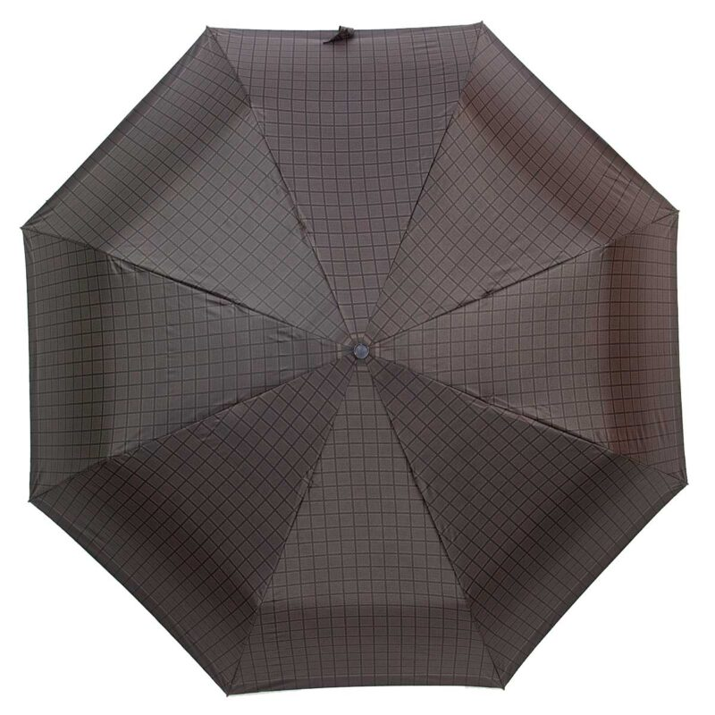 Женский зонт три слона в клетку