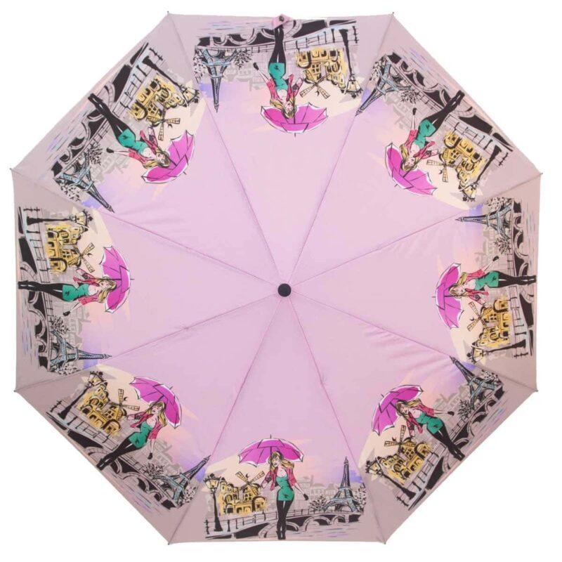 Зонт полуавтомат fashion