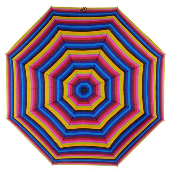 Мини зонт радуга