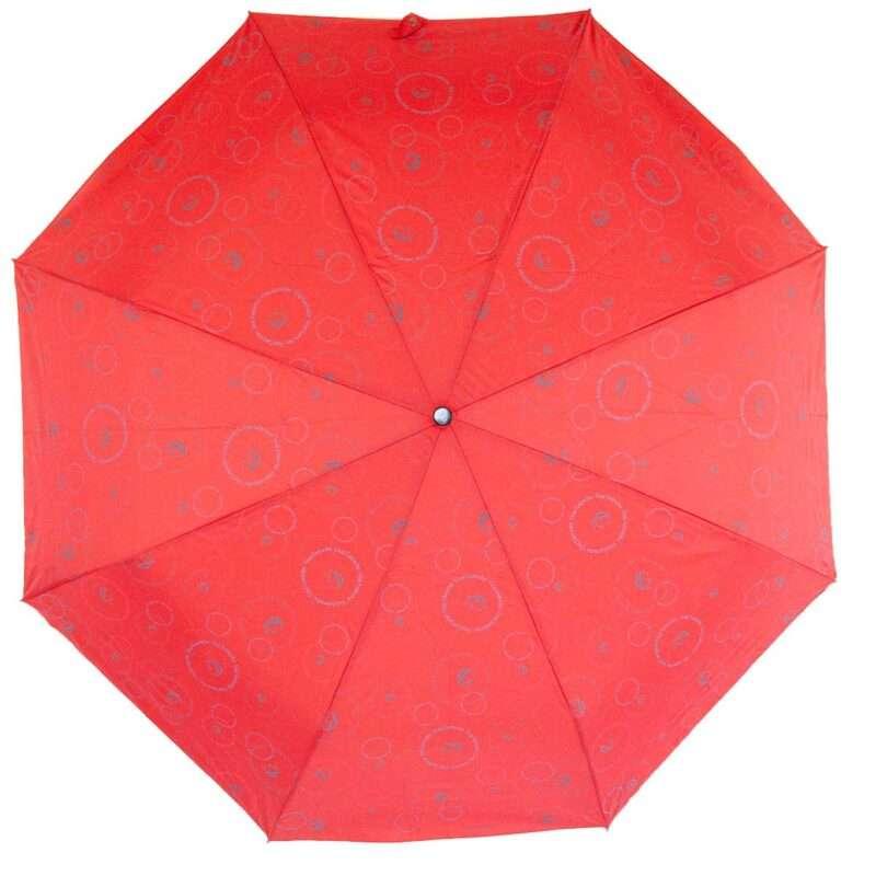 Зонт doppler-полный автомат красно коралловый цвет