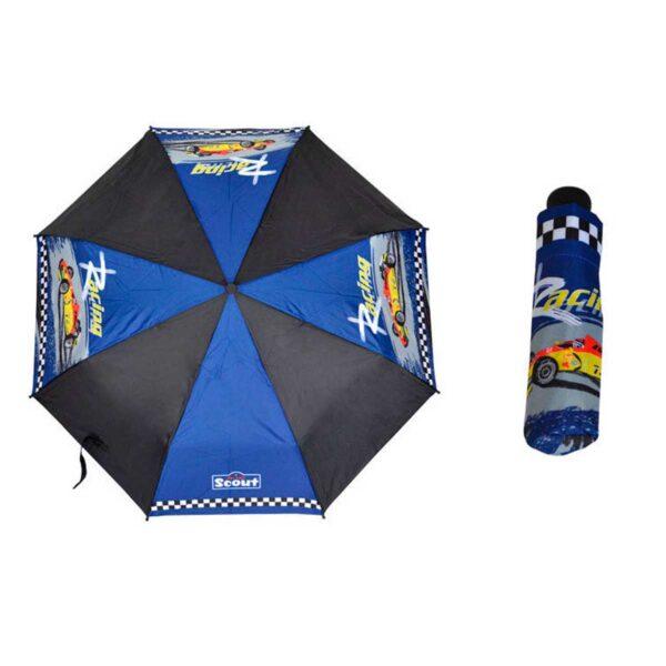 Складной детский зонт